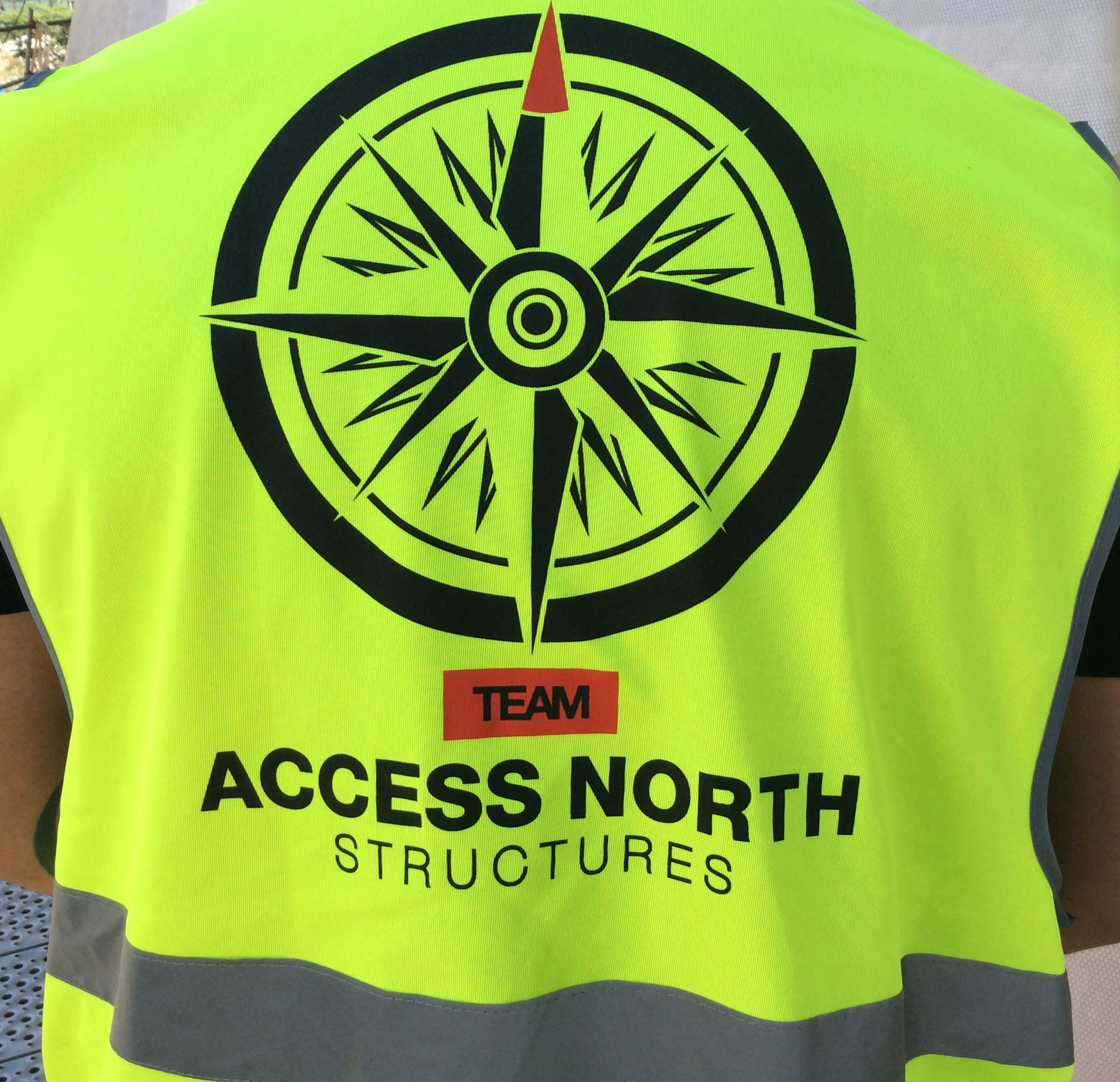 Access North Structures - Emergency Repairs & Call Outs
