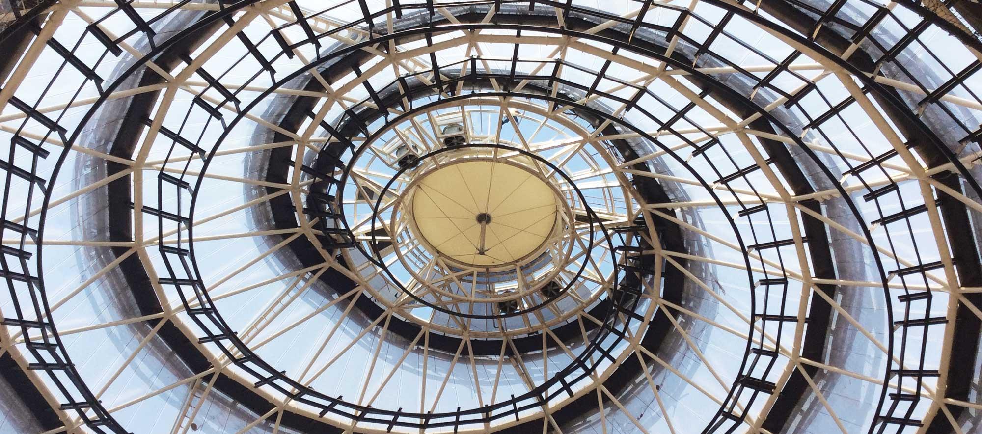 ETFE hailed by international architects