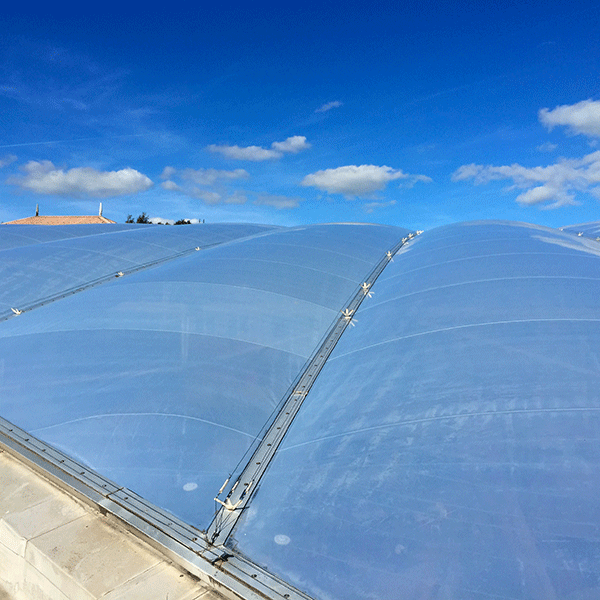 Access North Structures - ETFE Roof Alton Towers