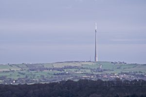 Emley Moor Mast - Wikimedia Commons - Tim Green
