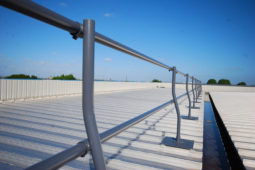What are the legal requirements of fall protection?