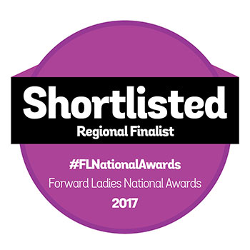Berenice Northcott - Forward Ladies National Awards 2017