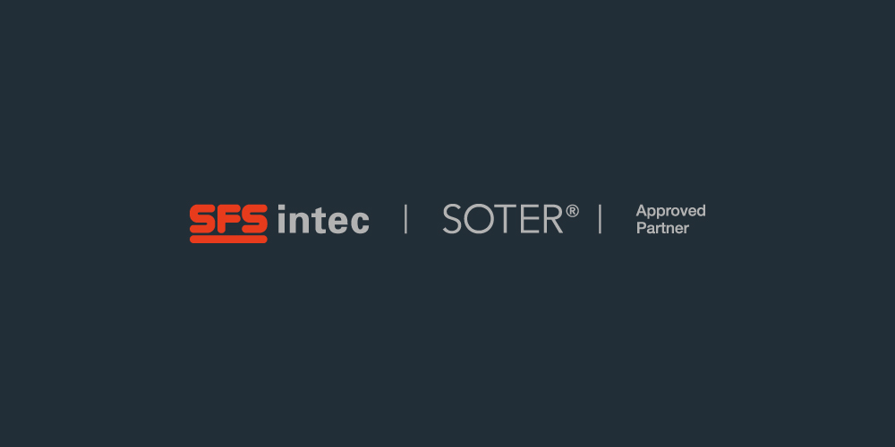 Proud fall protection partner of QBM/SFS - Soter2