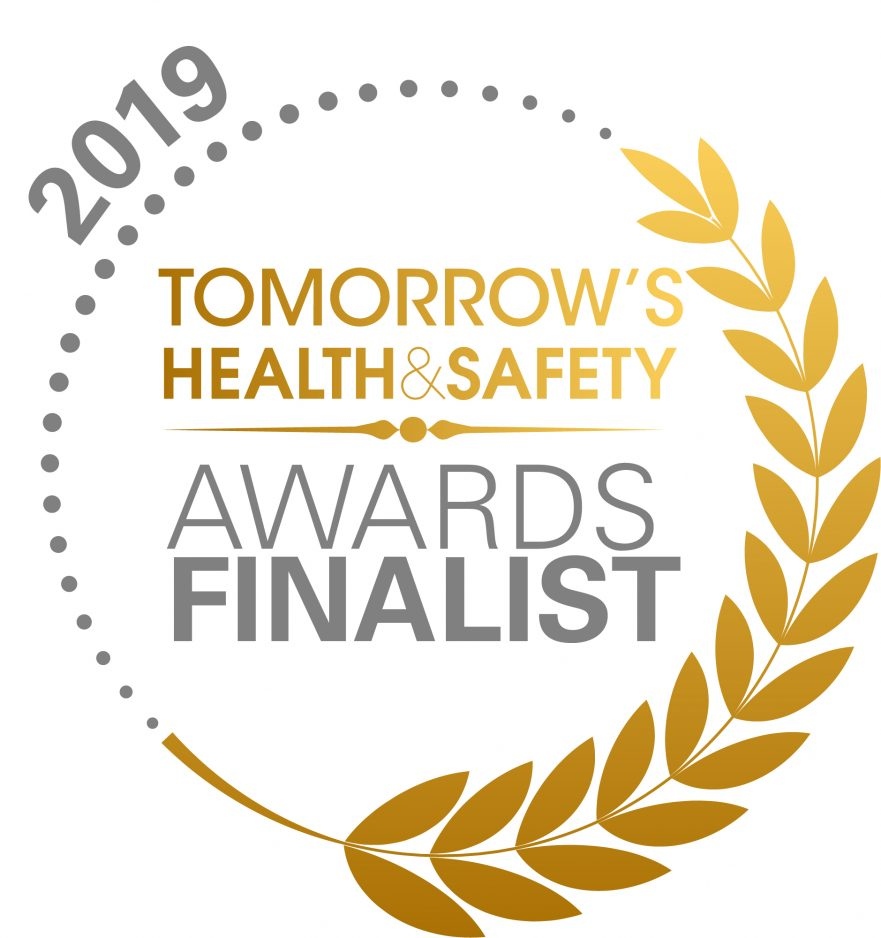 Tomorrow's Health and Safety Awards 2019 Finalist Logo